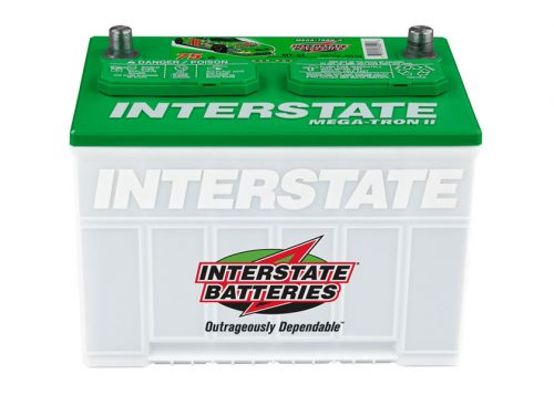 Interstate Batteries at Burnaby Auto Parts